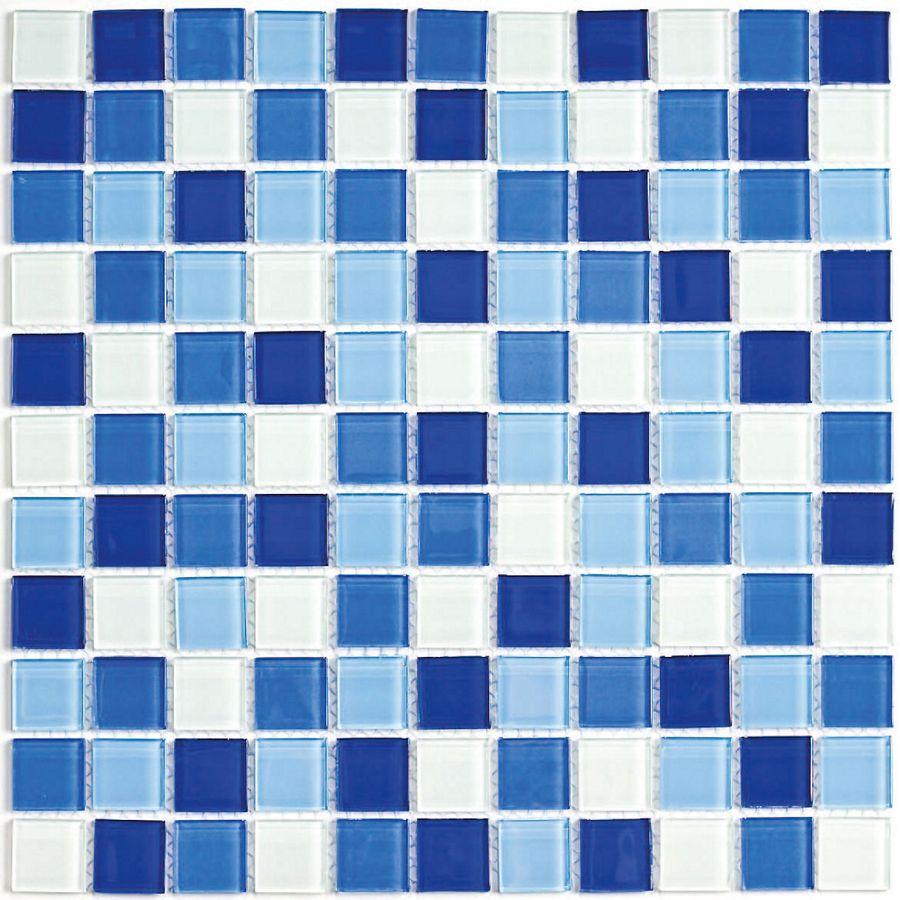 Blue wave 3 mosaic