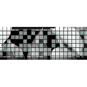 БОРДЮР BLACK&WHITE 4x44 BW7H231