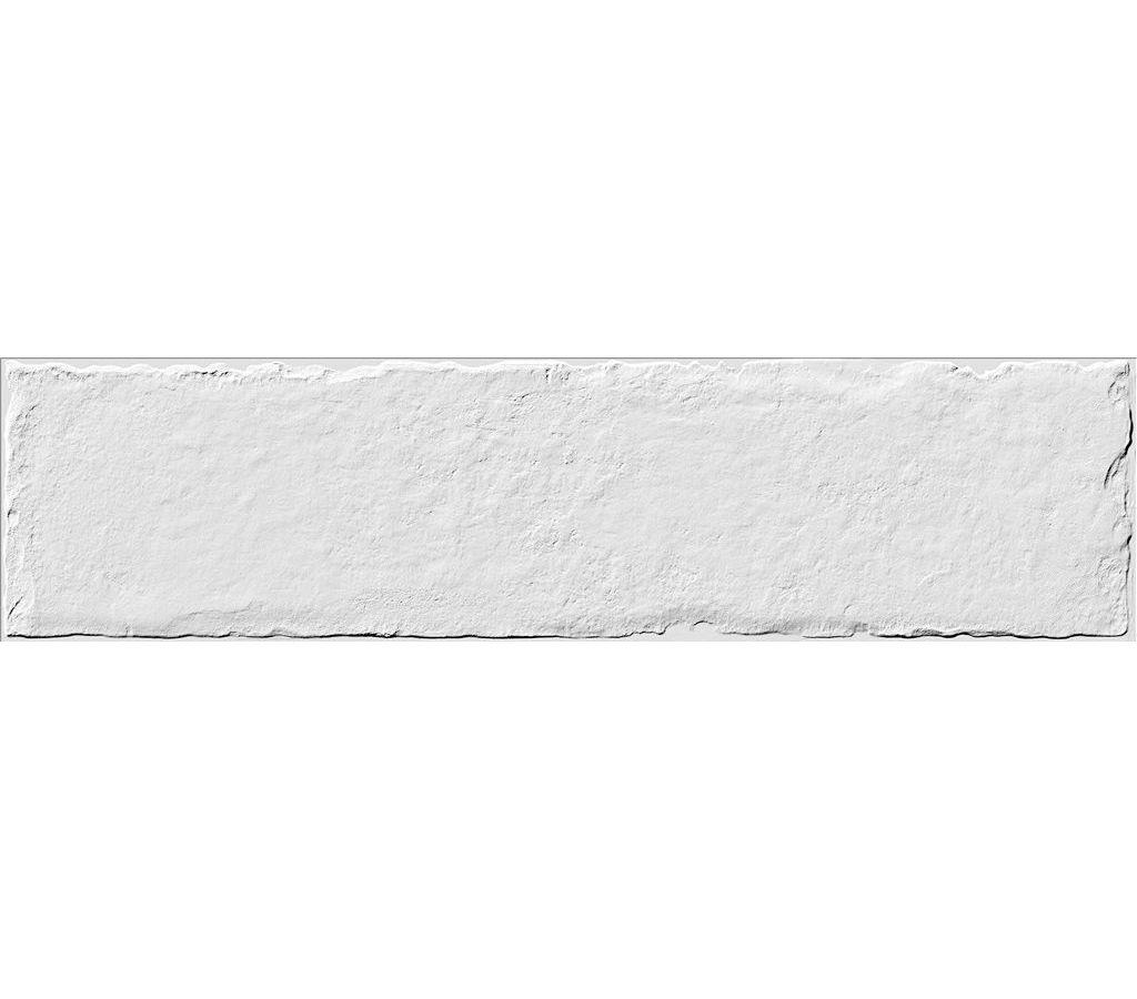 КЕРАМОГРАНИТ BELLINI WHITE PG01 7,5x30