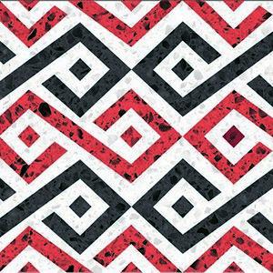 ВСТАВКА MOLLE RED01 30x90