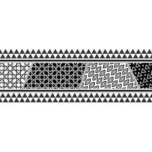 БОРДЮР RIALTO BLACK01 7,5x50