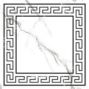 ВСТАВКА CLASSIC MARBLE G-270/G/D01/40x40 White